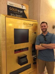 Gold ATM!