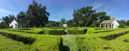 Evergreen Plantation Gardens