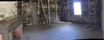 Inside the Slave Quarters