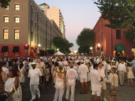 White Linen Art Fest