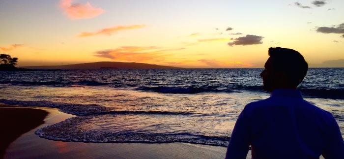 Thoughtful Sunset