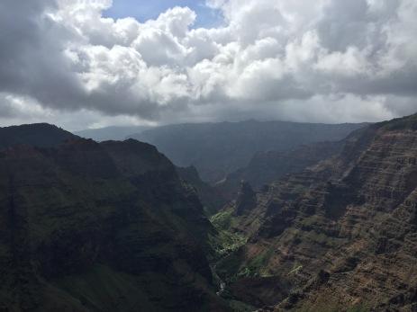 Huge Canyons
