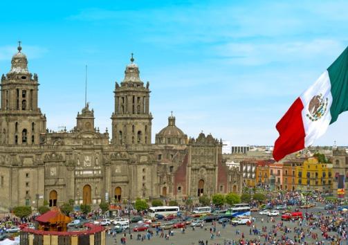 MexicoCity_ZocaloSquare