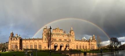 Double Rainbow in Glasgow