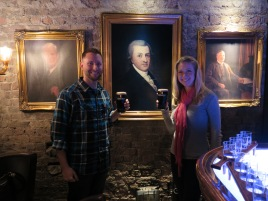 Perfect Pints with Arthur Guinness