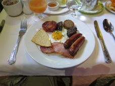 Traditional Irish Breakfast