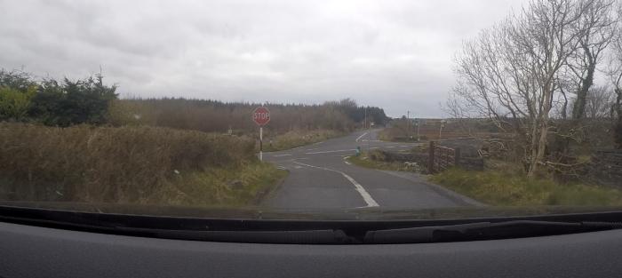 Left Side Driving