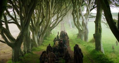 Kings Road from Game of Thrones