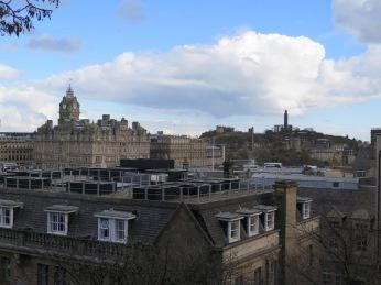 The Hills of Edinburgh