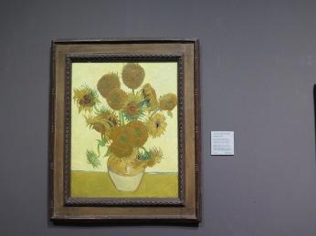 Sunflowers - Van Gogh
