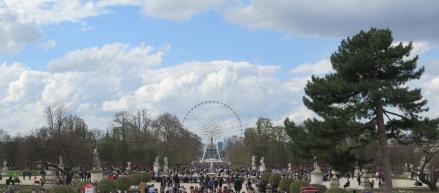 Jardin de Tulleries