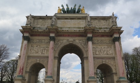 Arch de Triomphe du Carrousel